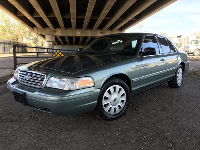 Ford Crown Victoria In Phoenix AZ MT Motor Group LLC - 2006 crown victoria