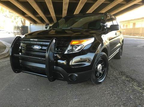 2013 Ford Explorer for sale at MT Motor Group LLC in Phoenix AZ