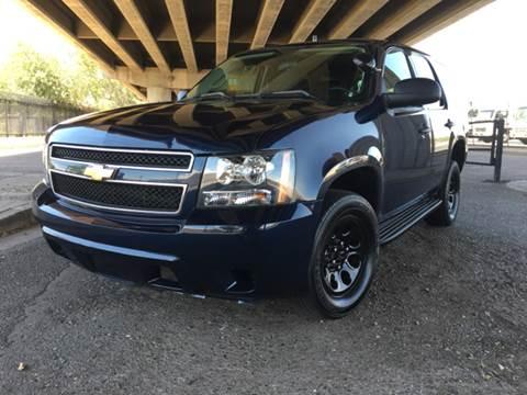 2009 Chevrolet Tahoe for sale at MT Motor Group LLC in Phoenix AZ