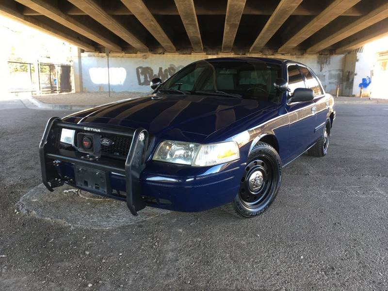 2011 ford crown victoria police interceptor in phoenix az - mt motor