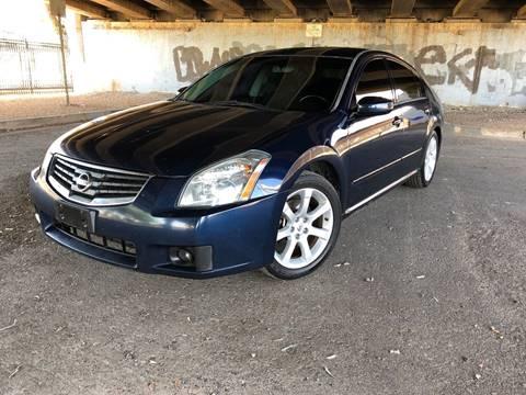 2008 Nissan Maxima for sale at MT Motor Group LLC in Phoenix AZ