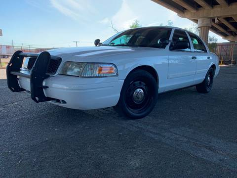 2011 Ford Crown Victoria for sale in Phoenix, AZ