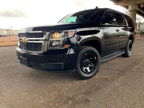 Used Police Tahoes For Sale >> Chevrolet Tahoe For Sale In Phoenix Az Mt Motor Group Llc