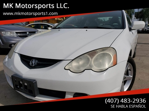 2004 Acura RSX for sale in Orlando, FL