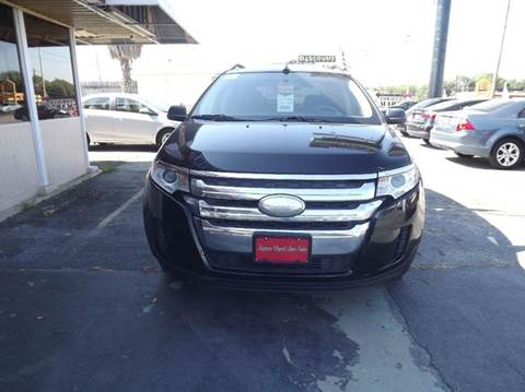 2011 Ford Edge for sale at Laguna Niguel in Rosenberg TX