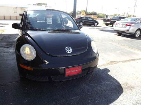 2009 Volkswagen New Beetle for sale at Laguna Niguel in Rosenberg TX