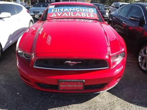 2014 Ford Mustang for sale at Laguna Niguel in Rosenberg TX