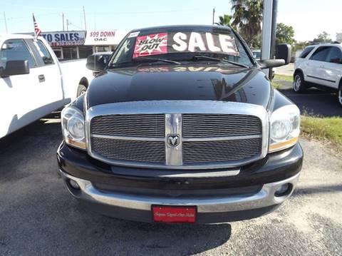 2006 Dodge Ram Pickup 1500 for sale at Laguna Niguel in Rosenberg TX