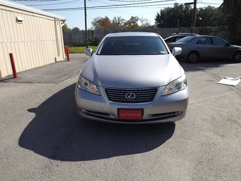 2007 Lexus ES 350 for sale at Laguna Niguel in Rosenberg TX