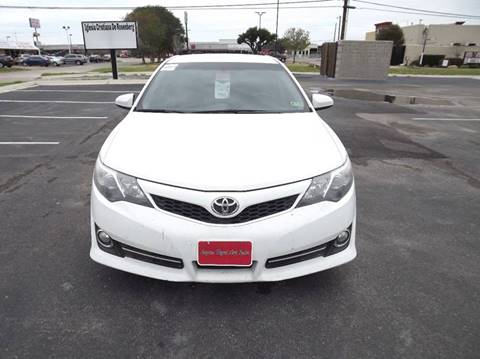 2012 Toyota Camry for sale at Laguna Niguel in Rosenberg TX