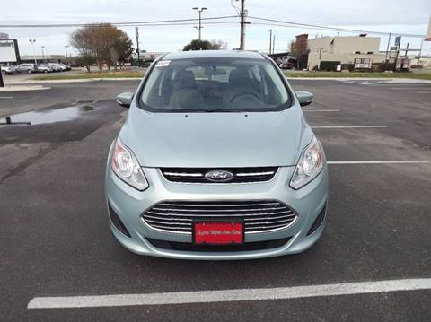 2013 Ford C-MAX Hybrid for sale at Laguna Niguel in Rosenberg TX
