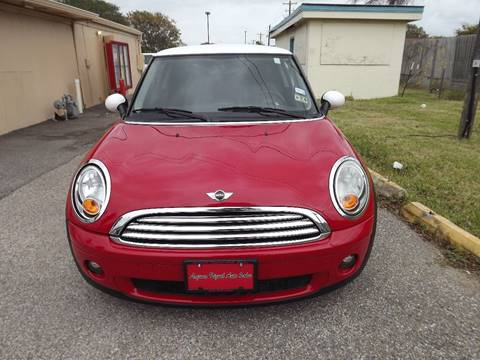 2009 MINI Cooper for sale at Laguna Niguel in Rosenberg TX