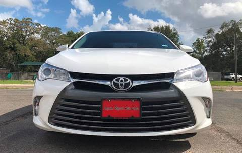 2016 Toyota Camry for sale at Laguna Niguel in Rosenberg TX