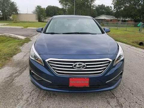 2016 Hyundai Sonata for sale at Laguna Niguel in Rosenberg TX