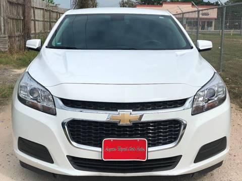 2016 Chevrolet Malibu Limited for sale at Laguna Niguel in Rosenberg TX