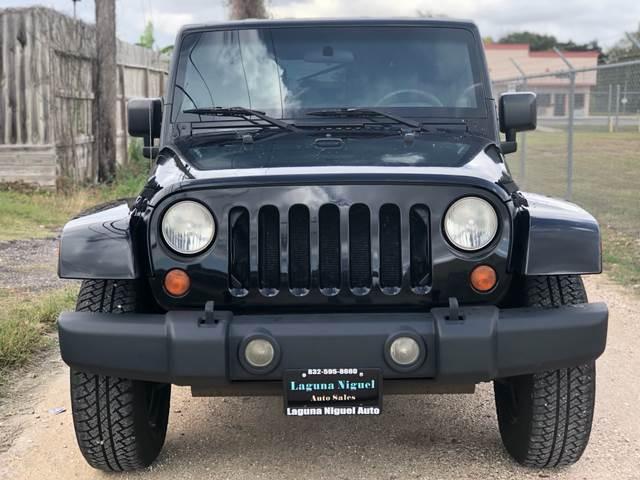 2007 Jeep Wrangler Unlimited for sale at Laguna Niguel in Rosenberg TX