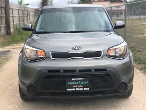 2015 Kia Soul for sale at Laguna Niguel in Rosenberg TX