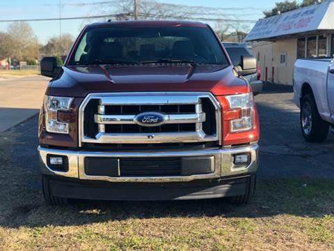 2017 Ford F-150 for sale at Laguna Niguel in Rosenberg TX