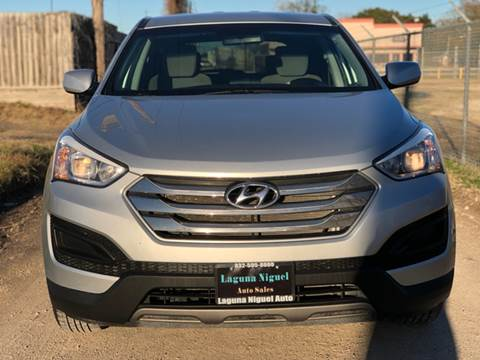 2015 Hyundai Santa Fe Sport for sale at Laguna Niguel in Rosenberg TX