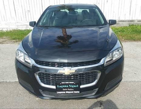 2015 Chevrolet Malibu for sale at Laguna Niguel in Rosenberg TX