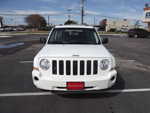 2008 Jeep Patriot for sale at Laguna Niguel in Rosenberg TX