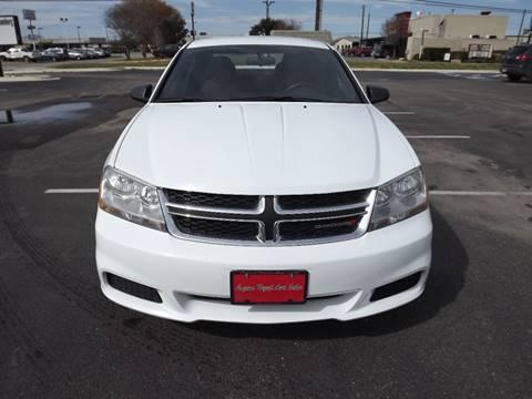 2013 Dodge Avenger for sale at Laguna Niguel in Rosenberg TX