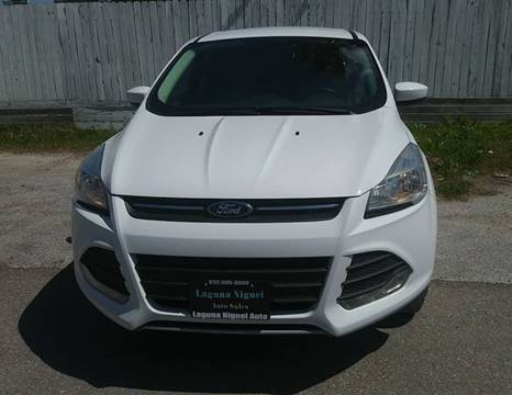 2015 Ford Escape for sale at Laguna Niguel in Rosenberg TX
