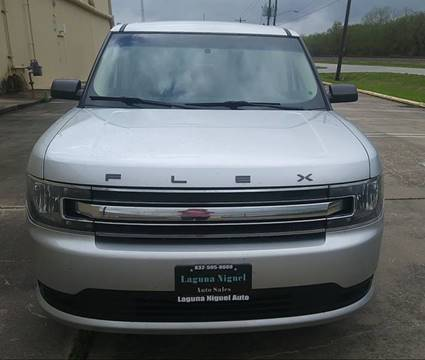 2014 Ford Flex for sale at Laguna Niguel in Rosenberg TX