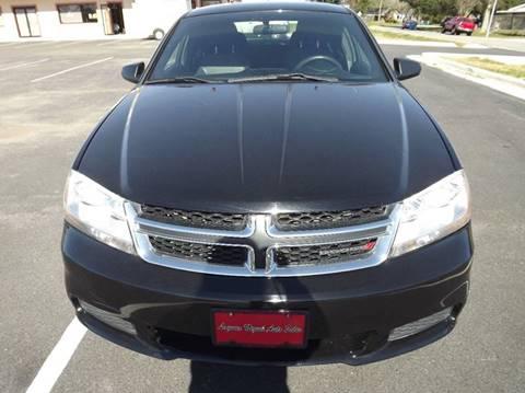 2014 Dodge Avenger for sale at Laguna Niguel in Rosenberg TX