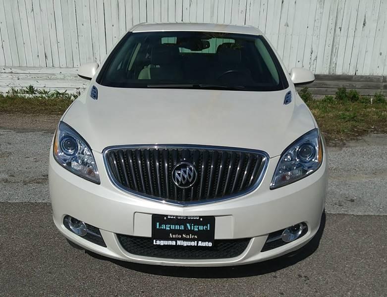 2014 Buick Verano for sale at Laguna Niguel in Rosenberg TX