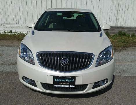 2014 Buick Verano for sale at Laguna Niguel in Rosenberg TX