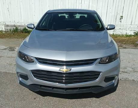 2016 Chevrolet Malibu for sale at Laguna Niguel in Rosenberg TX