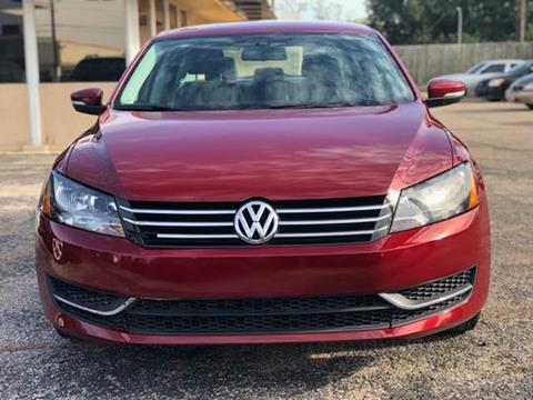2015 Volkswagen Passat for sale at Laguna Niguel in Rosenberg TX