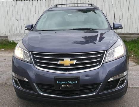 2014 Chevrolet Traverse for sale at Laguna Niguel in Rosenberg TX