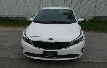 2017 Kia Forte for sale at Laguna Niguel in Rosenberg TX