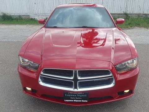 2013 Dodge Charger for sale at Laguna Niguel in Rosenberg TX