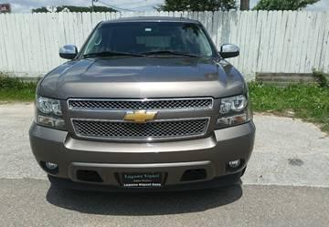 2012 Chevrolet Tahoe for sale at Laguna Niguel in Rosenberg TX