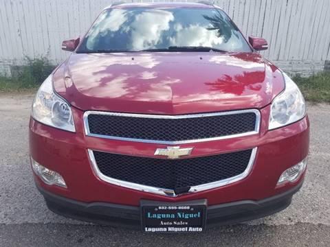 2012 Chevrolet Traverse for sale at Laguna Niguel in Rosenberg TX