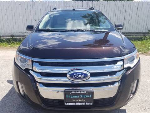 2013 Ford Edge for sale at Laguna Niguel in Rosenberg TX