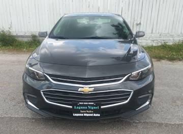 2017 Chevrolet Malibu for sale at Laguna Niguel in Rosenberg TX