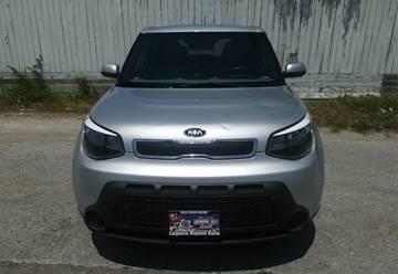 2016 Kia Soul for sale at Laguna Niguel in Rosenberg TX