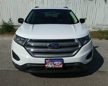 2015 Ford Edge for sale at Laguna Niguel in Rosenberg TX