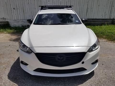 2016 Mazda MAZDA6 for sale at Laguna Niguel in Rosenberg TX