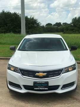 2014 Chevrolet Impala for sale at Laguna Niguel in Rosenberg TX