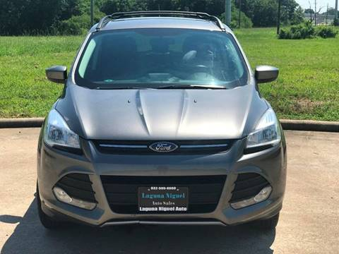 2014 Ford Escape for sale at Laguna Niguel in Rosenberg TX