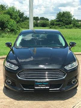 2014 Ford Fusion for sale at Laguna Niguel in Rosenberg TX