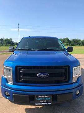 2013 Ford F-150 for sale at Laguna Niguel in Rosenberg TX