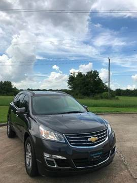 2015 Chevrolet Traverse for sale at Laguna Niguel in Rosenberg TX