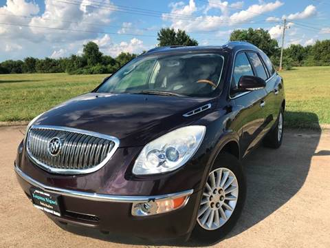 2009 Buick Enclave for sale at Laguna Niguel in Rosenberg TX