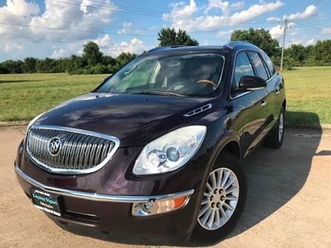 2009 Buick Enclave for sale at Laguna Niguel in Rosenberg TX